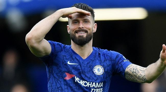 Chelsea Bicarakan Kontrak Baru Untuk Giroud