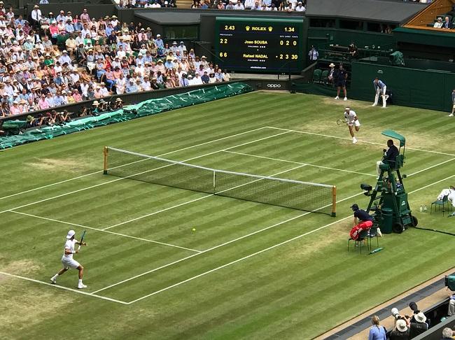 Corona Membuat Wimbledon Batal Untuk Pertama Kalinya Sejak Perang Dunia 2