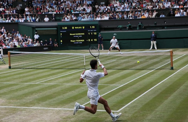 Corona Membuat Wimbledon Dibatalkan Untuk Pertama Kalinya Sejak Perang Dunia 2