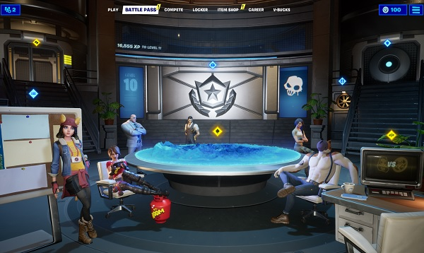 Deadpool Tiba Di Fortnite, Berikut Ini Cara Mendapatkannya