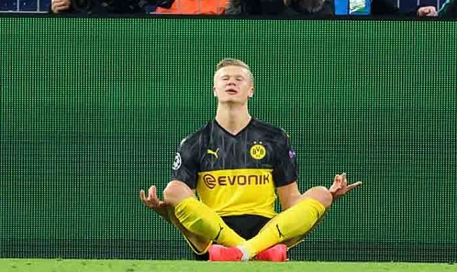 Erling Haaland transfer terbaik musim 2019-2020