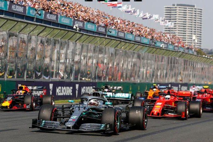 F1 GP Inggris 2020 dilaksanakan secara tertutup