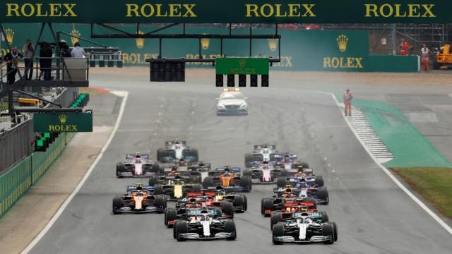 F1 GP Inggris 2020