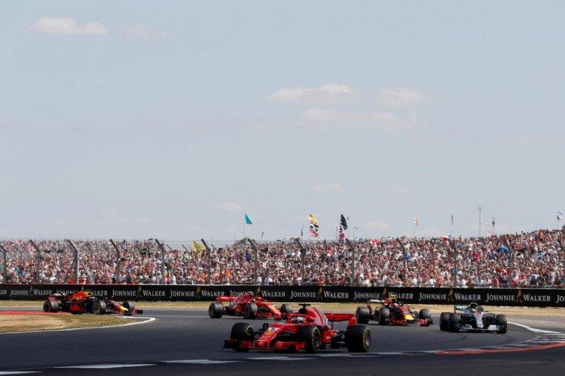 F1 Grand Prix Prancis 2020