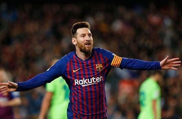 Fabregas Yakin Messi Akan Bersama Barcelona Sampai Akhir Karirnya