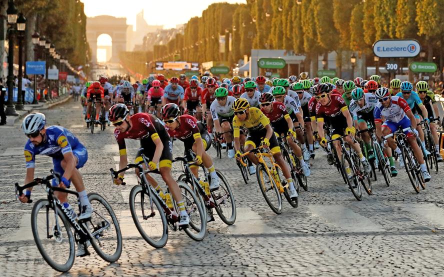 Jadwal Baru Tour de France 2020