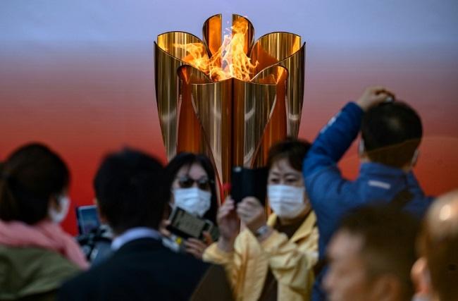 Jepang Hilangkan Api Olimpiade Karena Virus Corona