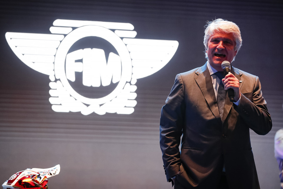 Jorge Viegas, Presiden Federasi FIM