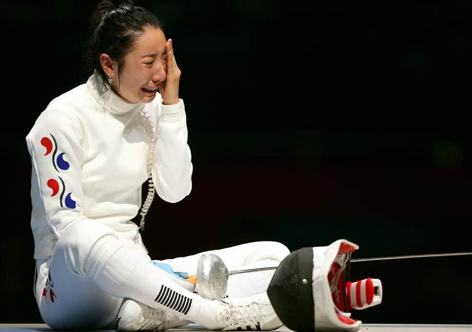 Kekalahan Shin A-lam