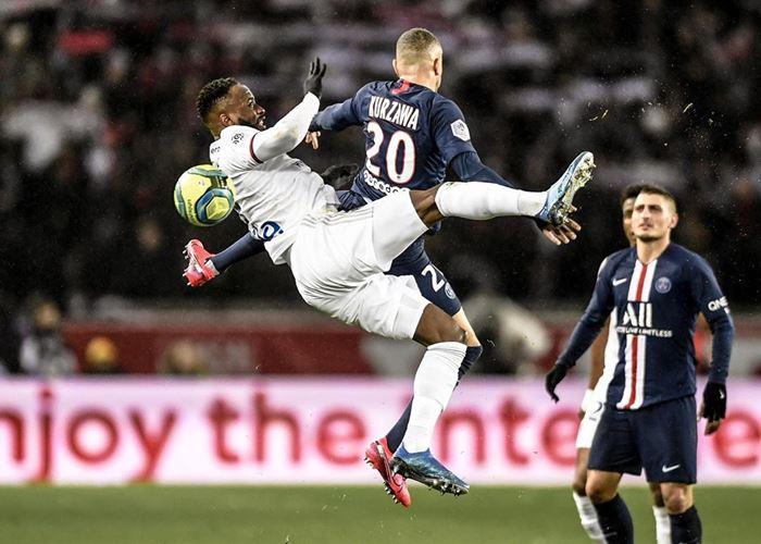 Liga Prancis 2019-2020