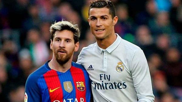 Matic Mendebatkan Soal Messi dan Ronaldo