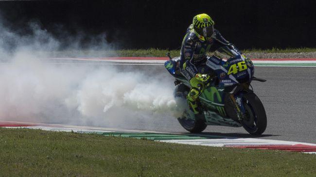 insiden buruk di MotoGP 2016
