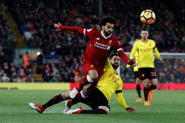 Mohamed Salah di liverpool