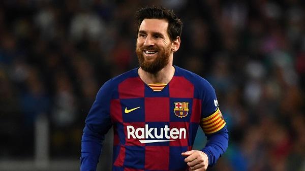 Mudah Untuk Messi Perbarui Kontrak di Barcelona