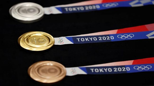 Olimpiade 2020 tokyo