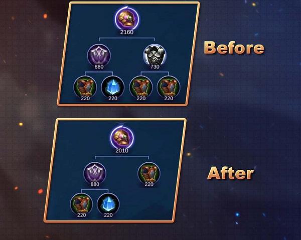 Pembaruan Dominance Ice di Mobile Legend Bang Bang