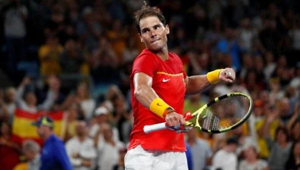 Rafael Nadal Menunggu Untuk Beraksi Kembali