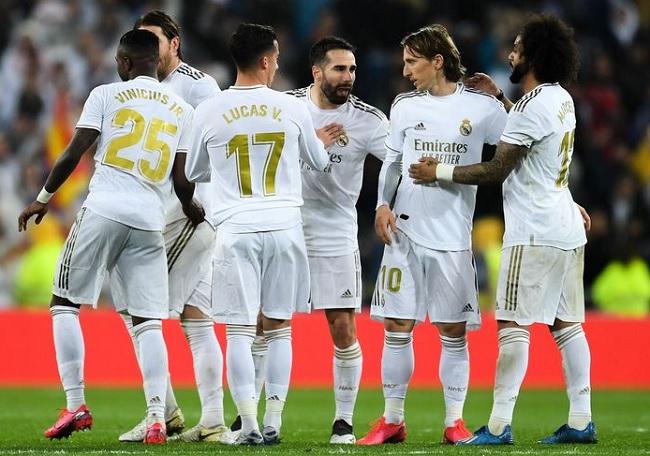Real Madrid Memotong Gaji Pemain 10 – 20%