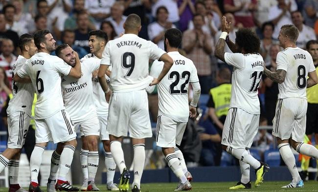 Real Madrid Setuju Dengan Memotong Gaji Pemain 10 - 20%