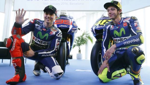 Rossi dan Lorenzo