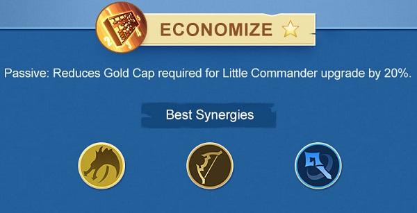 Skill Pertama Naughty Eggie Economize