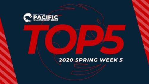 Talon Kalahkan AHQ Untuk Posisi di Semifinal PCS Spring