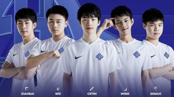 Xiaobai Player Maokai Terbaik Di LPL Spring Split