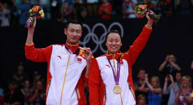 Zhang Nan dan Zhao Yunlei