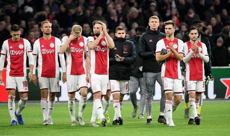ajax gagal raih juara Liga Belanda 2019-2020