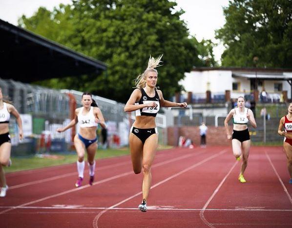 atlet lari Alica Schmidt