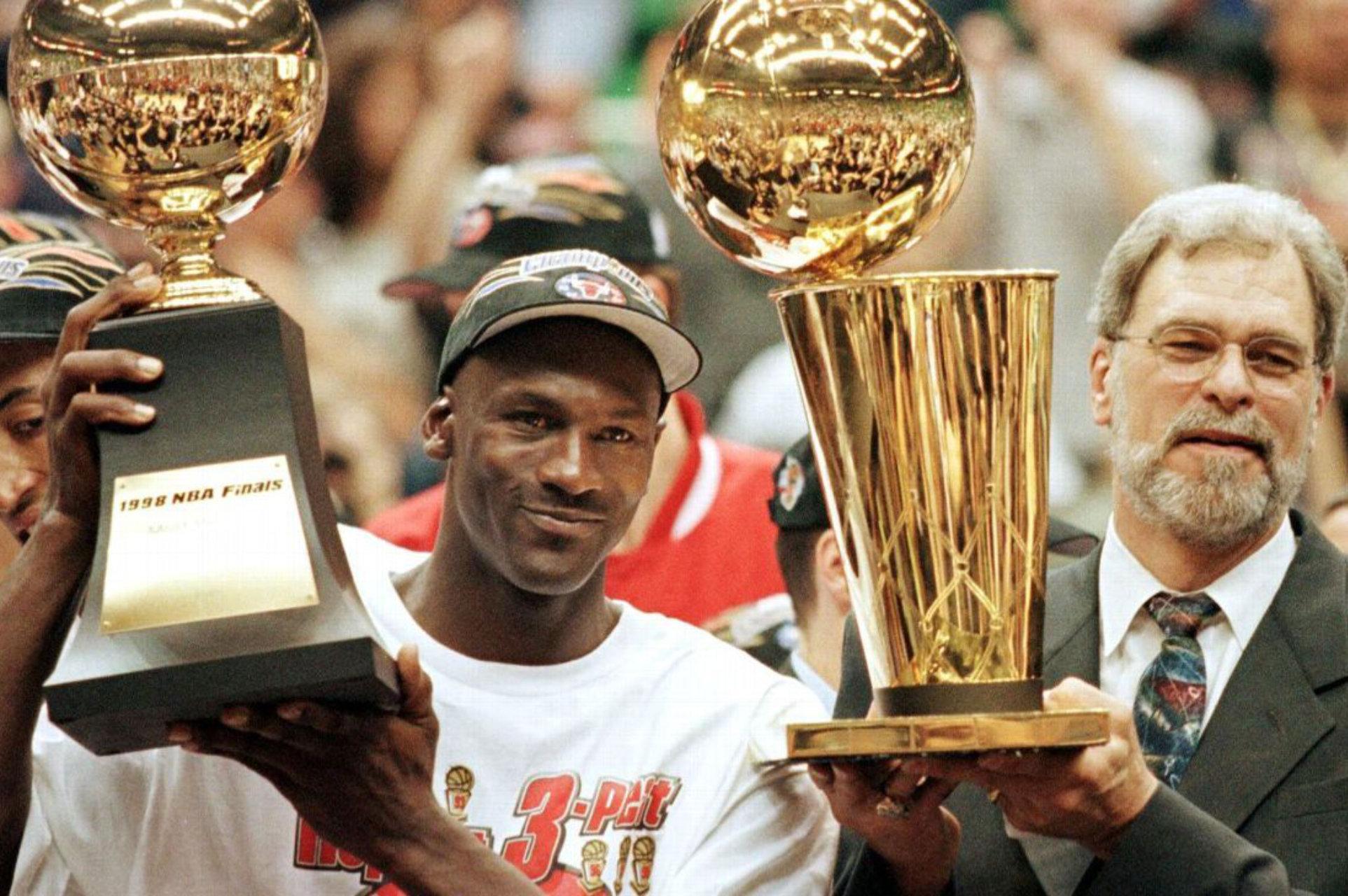 film dokumenter Michael Jordan