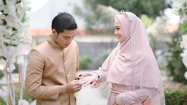 pernikahan Mochammad Dicky Indrayana