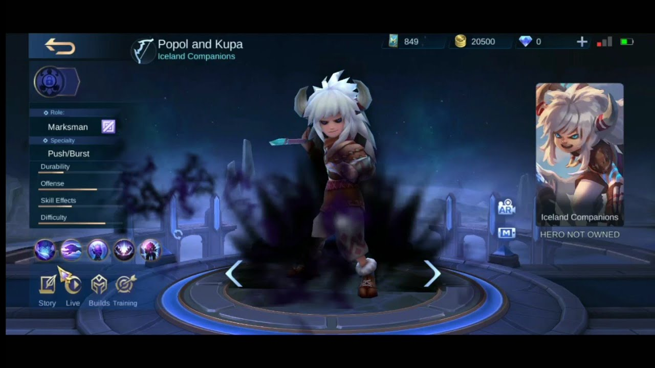 popol and kupa mobile legends
