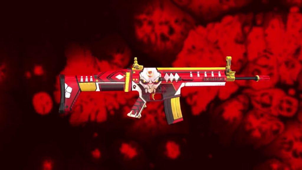 senjata launcher RGS50