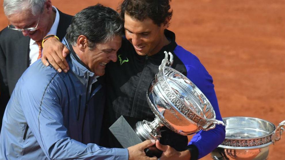 toni dan Rafael Nadal