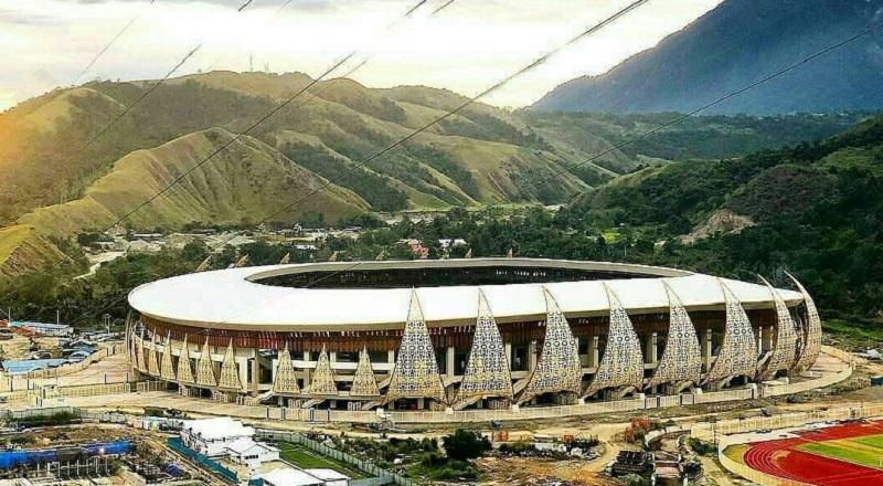 venue PON Papua 2020