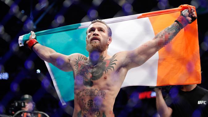 Conor McGregor, petarung dunia