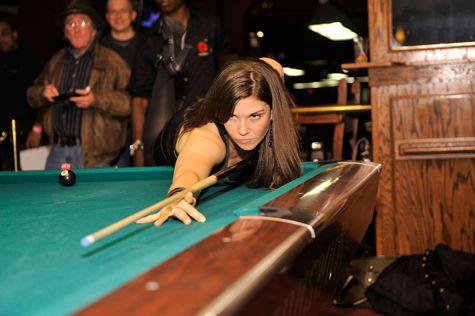 Atlet billiard wanita tercantik dan Terbaik di Dunia