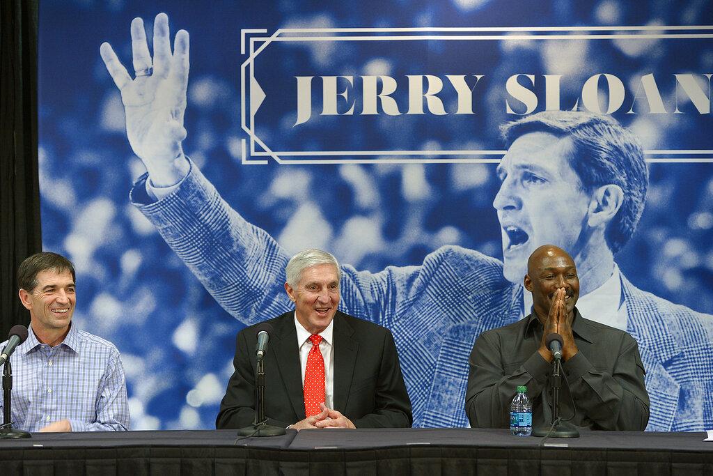 Jerry Sloan meninggal dunia