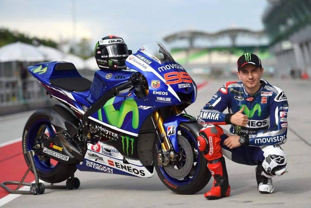 Jorge Lorenzo batal ikut motogp 2020