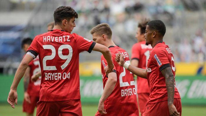 Kai Havertz diperebutkan klub bola dunia