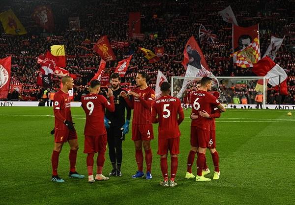 Lewat Enam Laga Netral Liverpool Bisa Mengunci Gelar