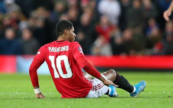 Maguire Mengatakan Rashford Pemain Paling Berbakat