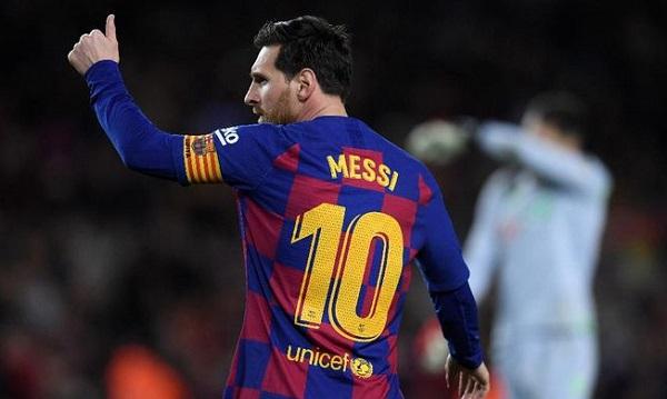 Messi Disebut Tidak Akan Pensiun Sampai Berusia Hampir 40 tahun