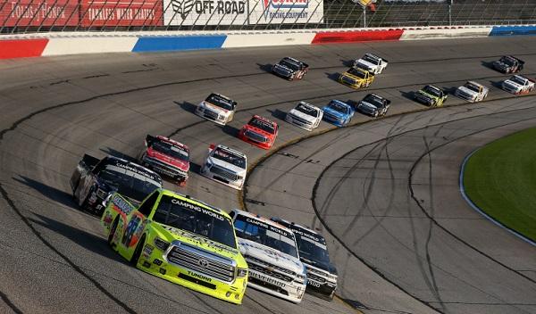 NASCAR AS Kembali Pada Bulan Mei 2020
