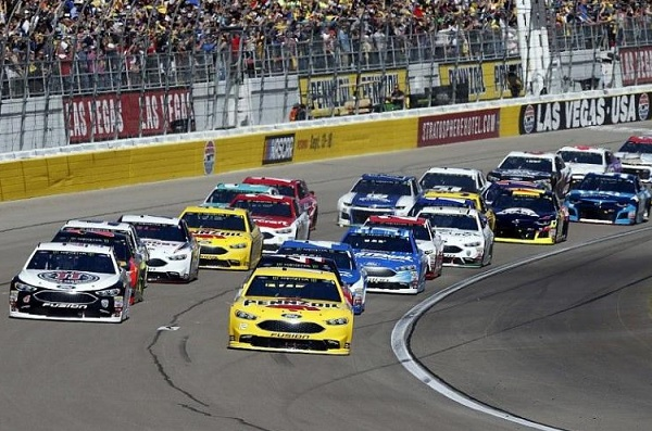 NASCAR AS Kembali Pada Bulan Mei