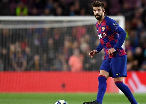 Pique Sebut Rencana La Liga Untuk Kembali Terlalu Cepat