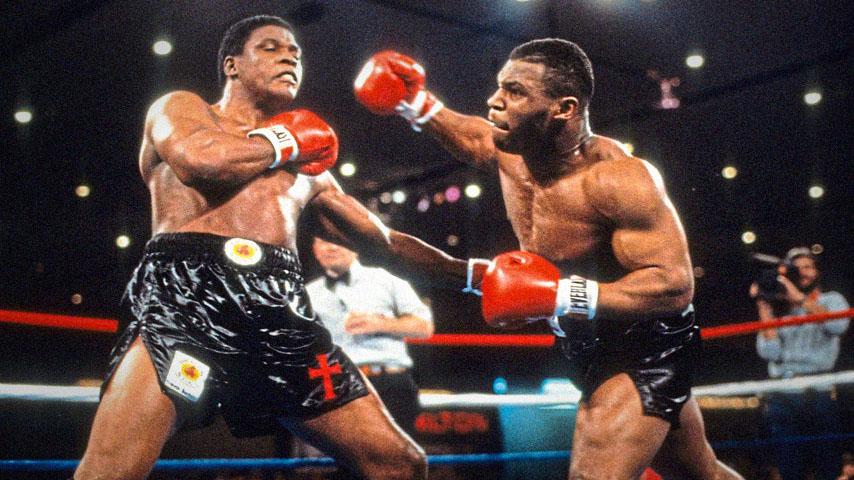 Trevor Berbick vs Mike Tyson 1986