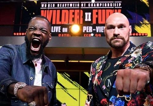 Tyson Fury vs Deontay Wilder bab 3