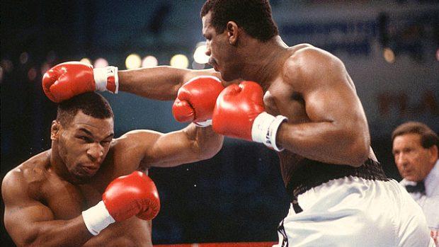 Tyson vs Spinks 1988